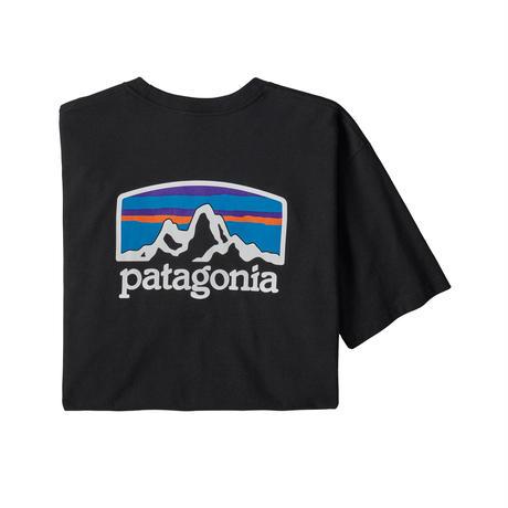 Patagonia(パタゴニア) メンズ・フィッツロイ・ホライゾンズ・レスポンシビリティー #38501 Black (BLK)