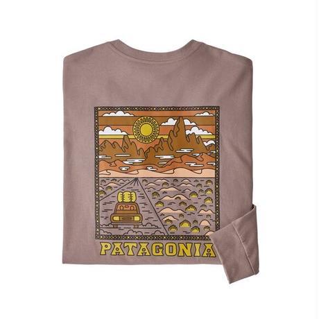 Patagonia (パタゴニア) メンズ・ロングスリーブ・サミット・ロード・レスポンシビリティー #38519 (PATN)【 30-80 pt38519】