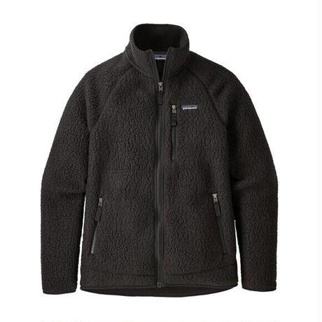 Patagonia(パタゴニア) メンズ・レトロパイルジャケット  #22801(BLK)48-pt22801