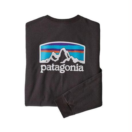 Patagonia(パタゴニア)メンズ・ロングスリーブ・フィッツロイ・ホライゾンズ・レスポンシビリティー #38514 (BABN)【30&60 - PT38514】