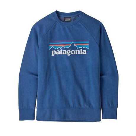 Patagonia(パタゴニア)  キッズ・ライトウェイト・クルー・スウェットシャツ #63015  (PLSU)