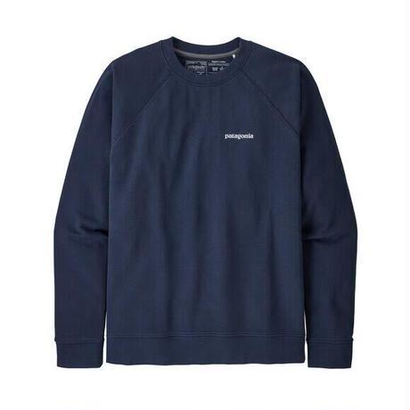 Patagonia (パタゴニア) メンズ・P-6 ロゴ・オーガニック・クルー・スウェットシャツ #39603 (NENA) 31&81-pt39603