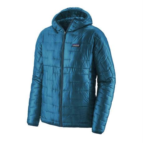 Patagonia(パタゴニア)メンズ・マイクロ・パフ・フーディ  #84030  Balkan Blue (BALB) ■販売スタート!