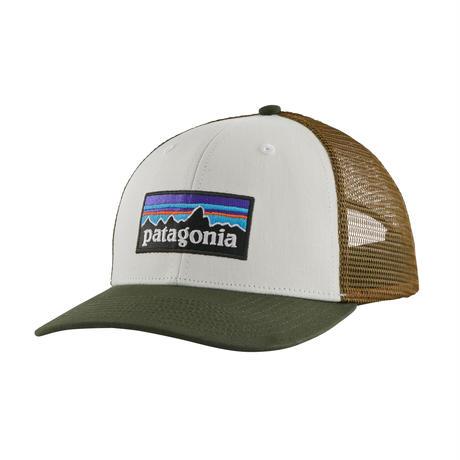 Patagonia(パタゴニア) P-6ロゴ・トラッカー・ハット #38289 (WKFO) ONESIZE