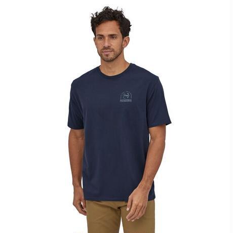 patagonia(パタゴニア) メンズ・ソフト・ハックル・オーガニック・Tシャツ #37412(WHI)【10-pt37412】