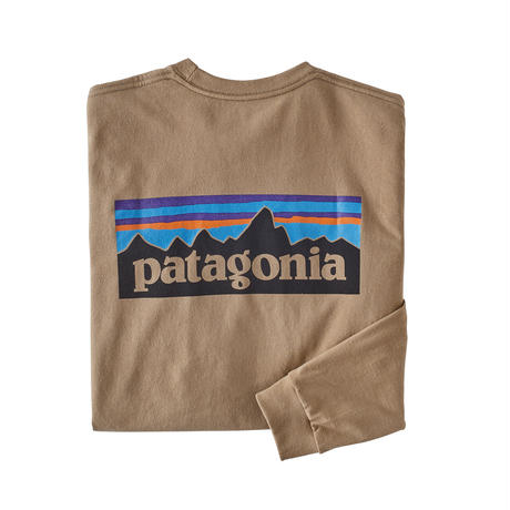 Patagonia(パタゴニア) メンズ・ロングスリーブ・P-6ロゴ・レスポンシビリティー #39161 (BRTA) ■予約販売スタート!■
