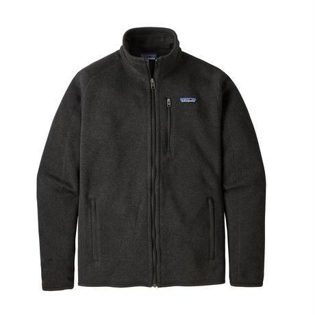 Patagonia(パタゴニア) メンズ・ベター・セーター・ジャケット  #25528   Black (BLK) ■販売スタート!