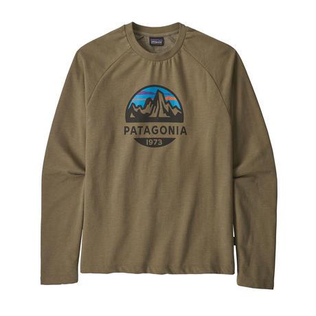 Patagonia(パタゴニア)メンズ・フィッツロイ・スコープ・ライトウェイト・クルー・スウェットシャツ #39567 Sage Khaki (SKA) ■販売スタート!