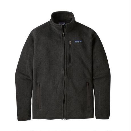 Patagonia(パタゴニア) メンズ・ベター・セーター・ジャケット  #25528  (BLK)48-PT25528