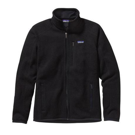 メンズ・ベター・セーター・ジャケット  #25527  Black (BLK)