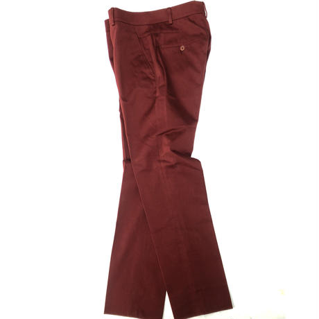 HERMES /   Cut-out Saint-Germain pants #13 (hi brand furugi)