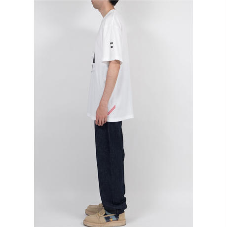 PHINGERIN /GLIMPSE TEE (white)