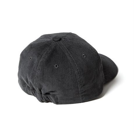 "F-LAGSTUF-F ""Leather Patch Logo Cap"" (gray)"