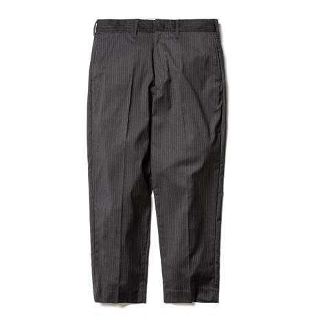 "F-LAGSTUF-F ""Loose pants""(gray stripe)"