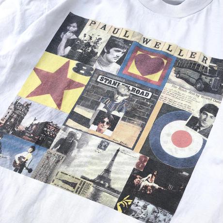 "90's PAUL WELLER ""ALBUM artwork"" Tee  (spice)"