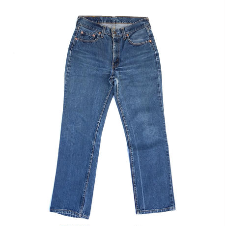 """90's Levi's 595 """"Made in UK"""" (spice)"""