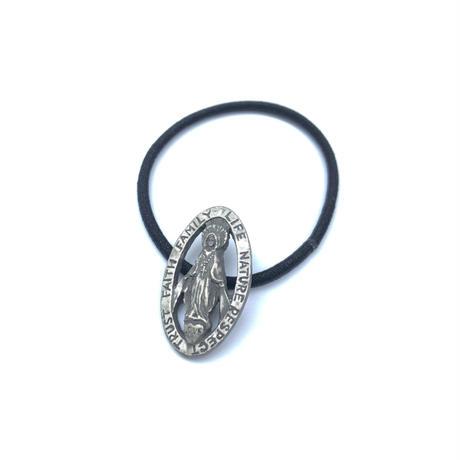 """WACKO MARIA """"hair band """"  (silver)"""