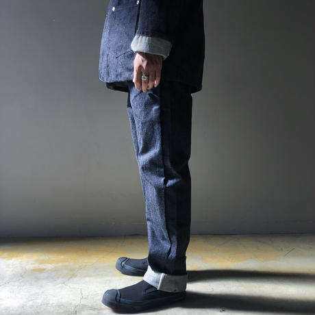 "THREE FACE for CSF / ""crosby"" Denim pants"