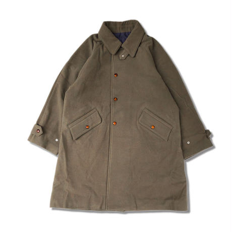 PHINGERIN / Snap Trench Fuzzy (moss green)
