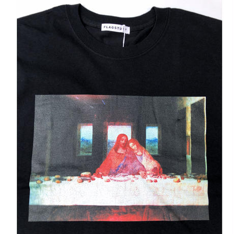 "F-LAGSTUF-F / ""Supper"" L/S Tee (black)"