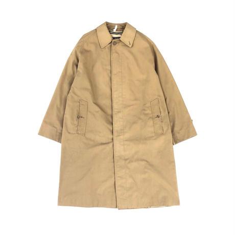 "Burberrys (spain) men's vintage ""一枚袖"" coat (spice)"