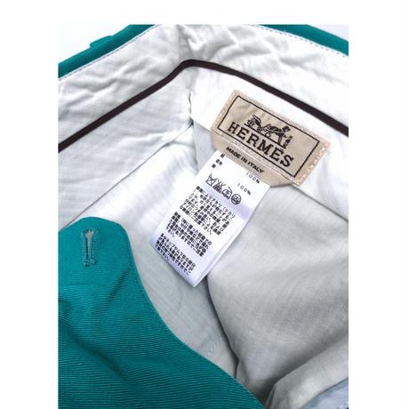 HERMES / Cut-out Saint-Germain pants #8 (hi brand furugi)