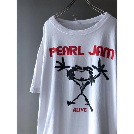 "PEARL JAM  ""1985 ALIVE Australia tour tee "" (spice)"