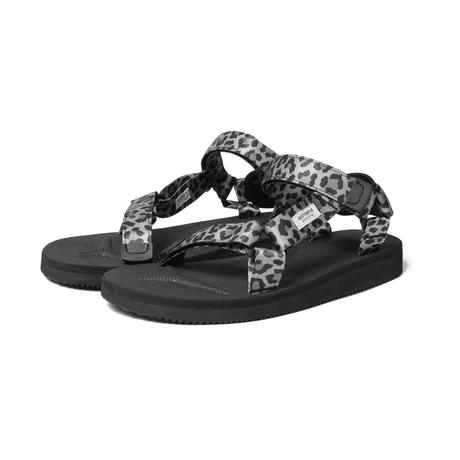 "WACKO MARIA × SUICOKE ""Beach sandals "" (gray)"