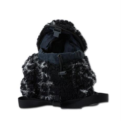PHINGERIN /CUMALICE  Pouch hash fur (black)