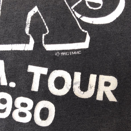 The KINKS USA Tour 1980 Tee (spice)