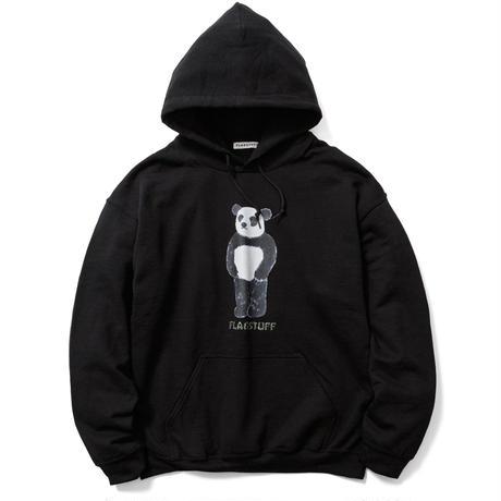 """F-LAGSTUF-F / """"PANDA"""" HOODIE (black)"""