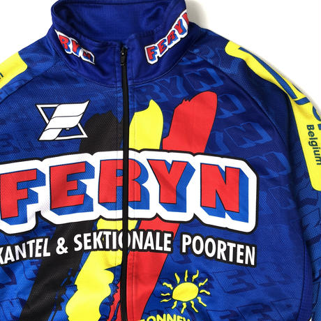 "FERYN ""cycling jacket ""  (BULBS VINTAGE )"