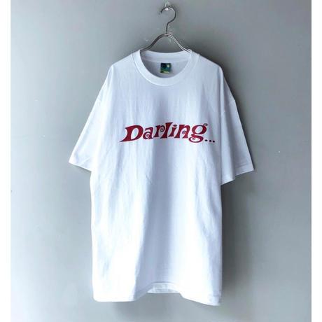 VOYAGE / Darling S/S T-shirt (white)