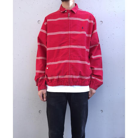 POLO Ralph Lauren / cotton jacket  (USED)