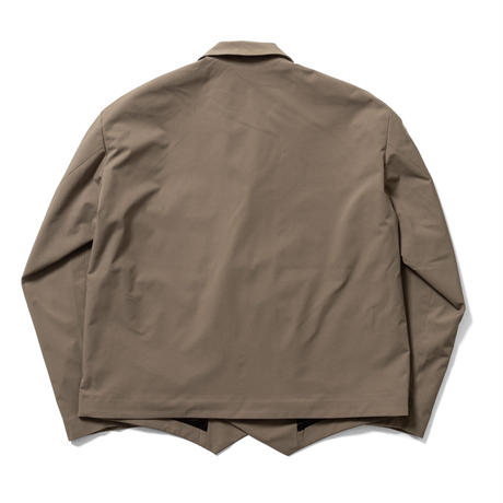 F-LAGSTUF-F /Double breasted JKT ( OD )