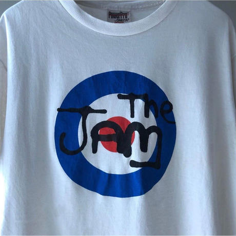 "THE JAM ""Target"" Tee (spice)"