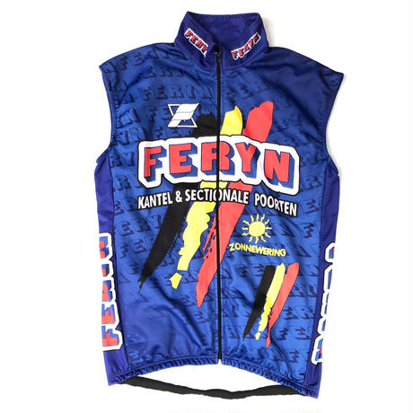 "FERYN ""N/S cycling  jacket""  (BULBS VINTAGE )"