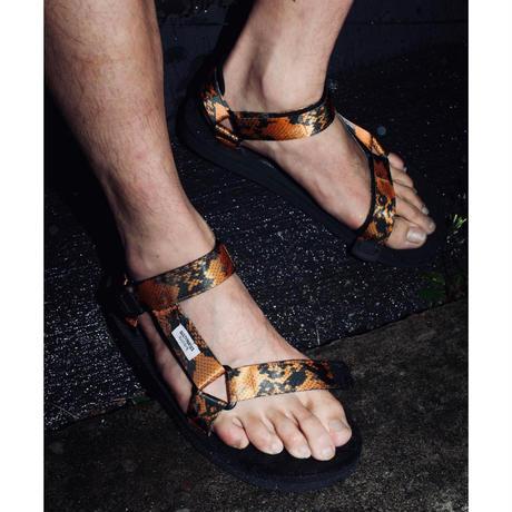 """WACKO MARIA × SUICOKE """"sandals """" (orange)"""