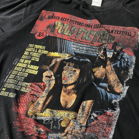 90's PULP FICTION Tee (spice)