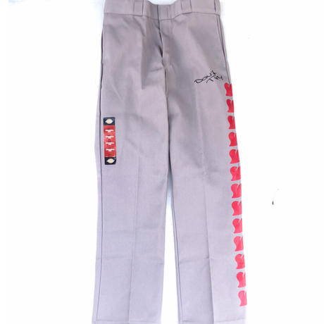"FRT  ""874®︎ / ANSWER DICKIES TROUSERS"" (silver)"