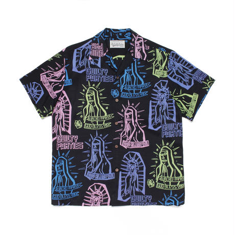 "WACKO MARIA /  ""Hawaiian shirt S/S  (type-2)"