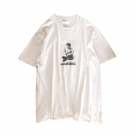 "Supreme × Larry clark  ""Billy Mann"" tee (spice)"