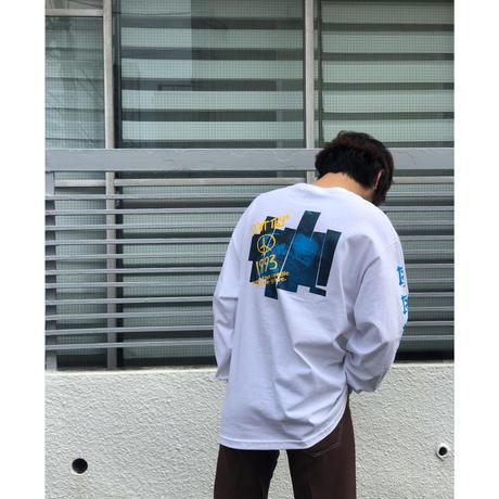 """FRT  """"RP L/S T-SHIRT02""""   (white)"""