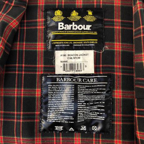 "90's Barbour ""ビーコン ライナーレアカラー""  (spice)"