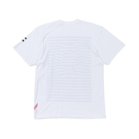 PHINGERIN /  Border A  TEE (white)