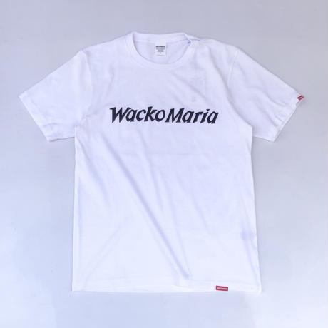 WACKO MARIA  / HEAVY WEIGHT CREW NECK T-SHIRT (type-2,white)