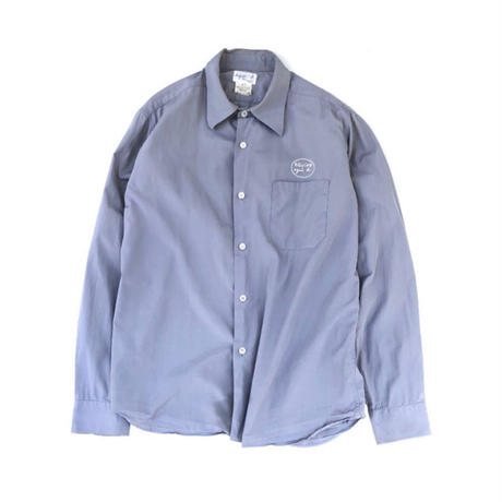 """フランス製 90's """"agnes b. """" L/S Shirt (spice)"""