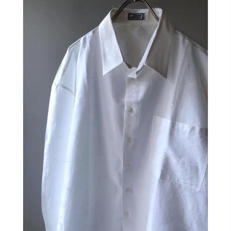"GIANNI VERSACE "" G.V. Full pattern L/S  shirt"" (Hi brand hurugi)"