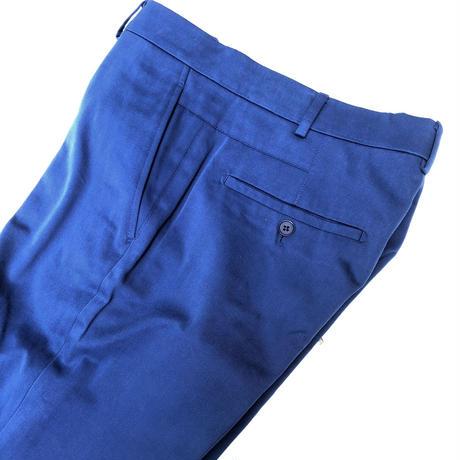 HERMES /   Cut-out Saint-Germain pants  #9 (hi brand furugi)