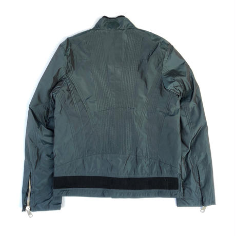"Dior Homme 08AW ""Pleated Blouson"""